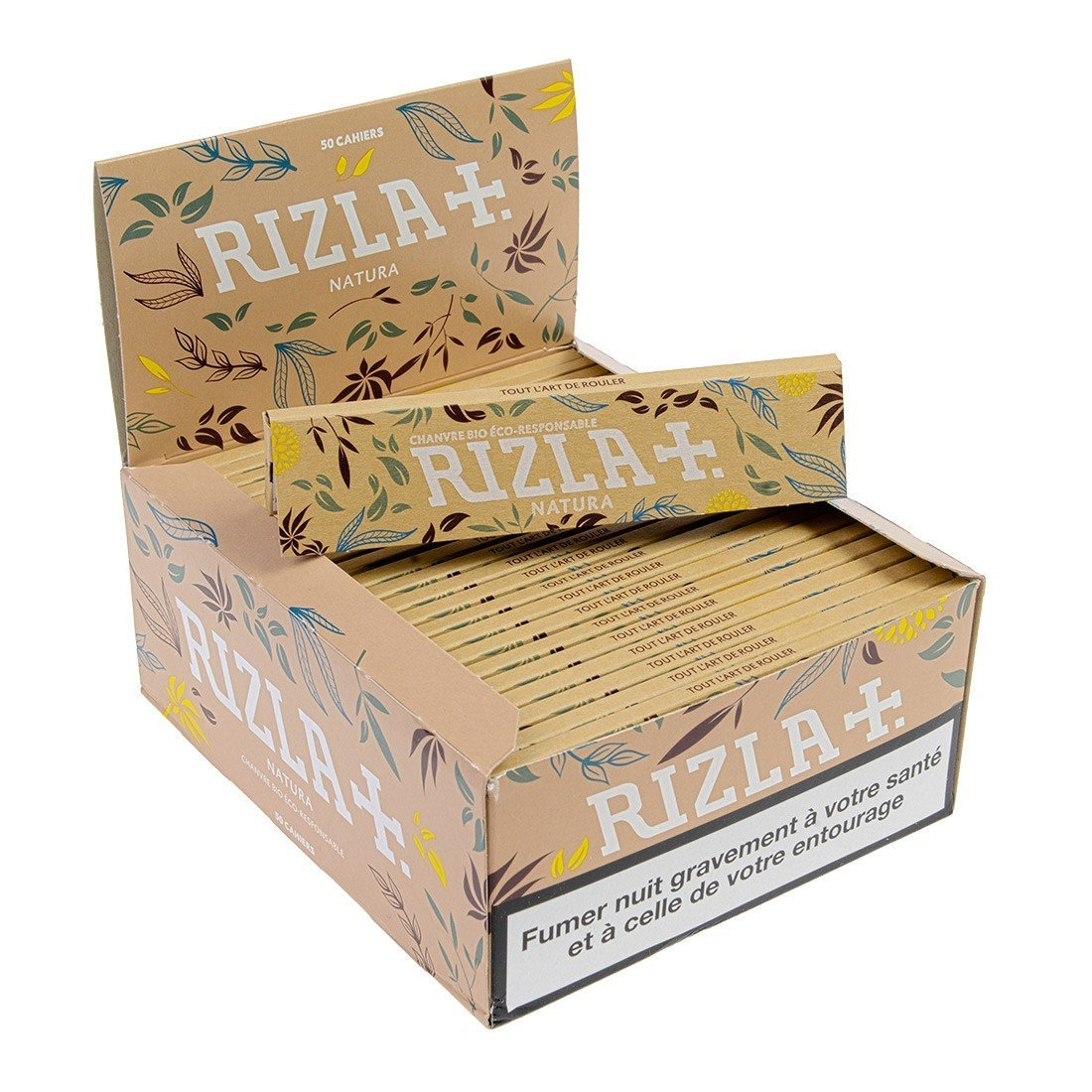 Rizla Natura King Size Slim Rolling Papers