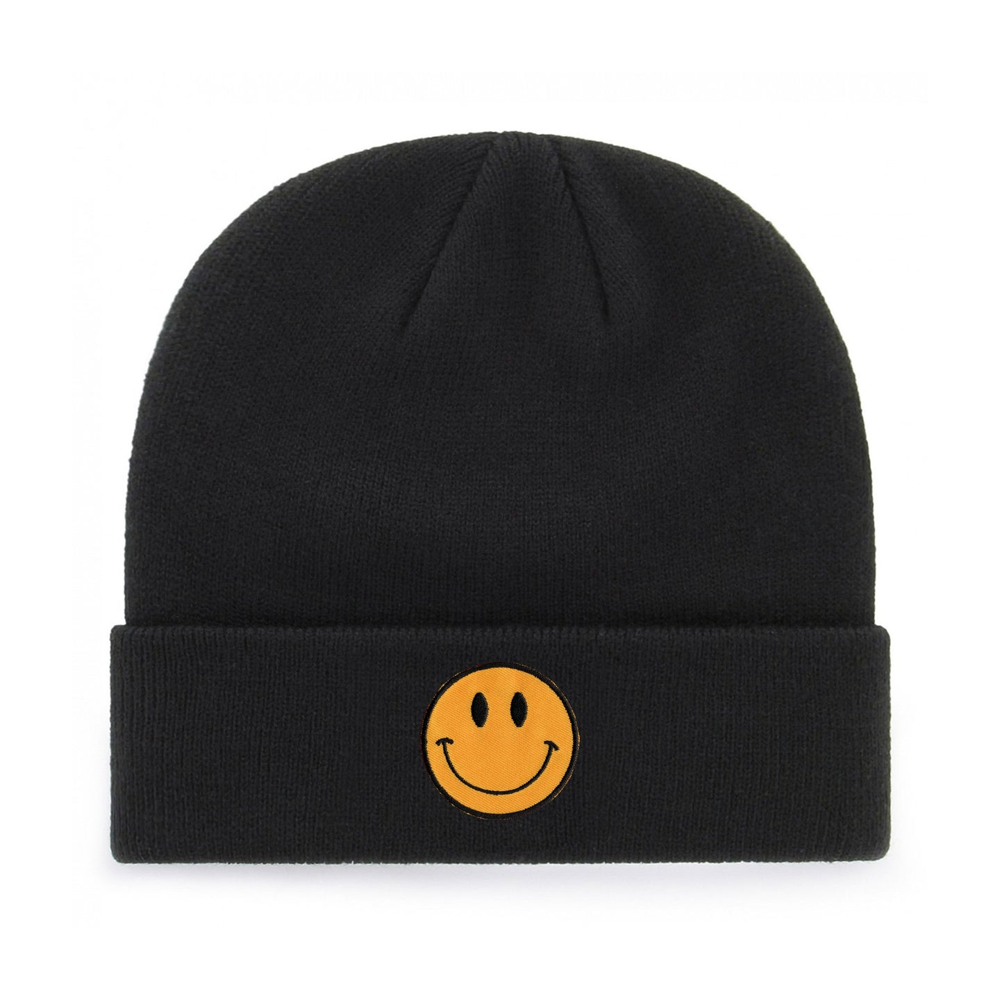 SMALL SMILEY BEANIE
