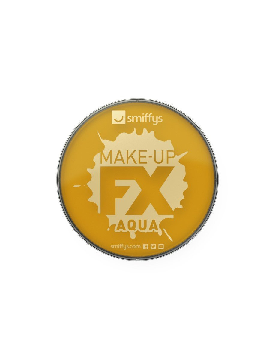 METALLIC GOLD FX MAKE-UP