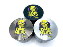 "Load image into Gallery viewer, CHONGZ ""Dead Head"" 60mm 4pt Adjustable Grinder"