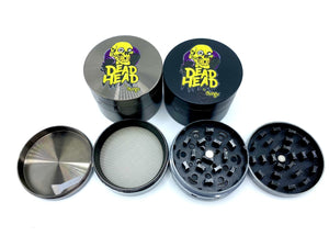 "CHONGZ ""Dead Head"" 60mm 4pt Adjustable Grinder"