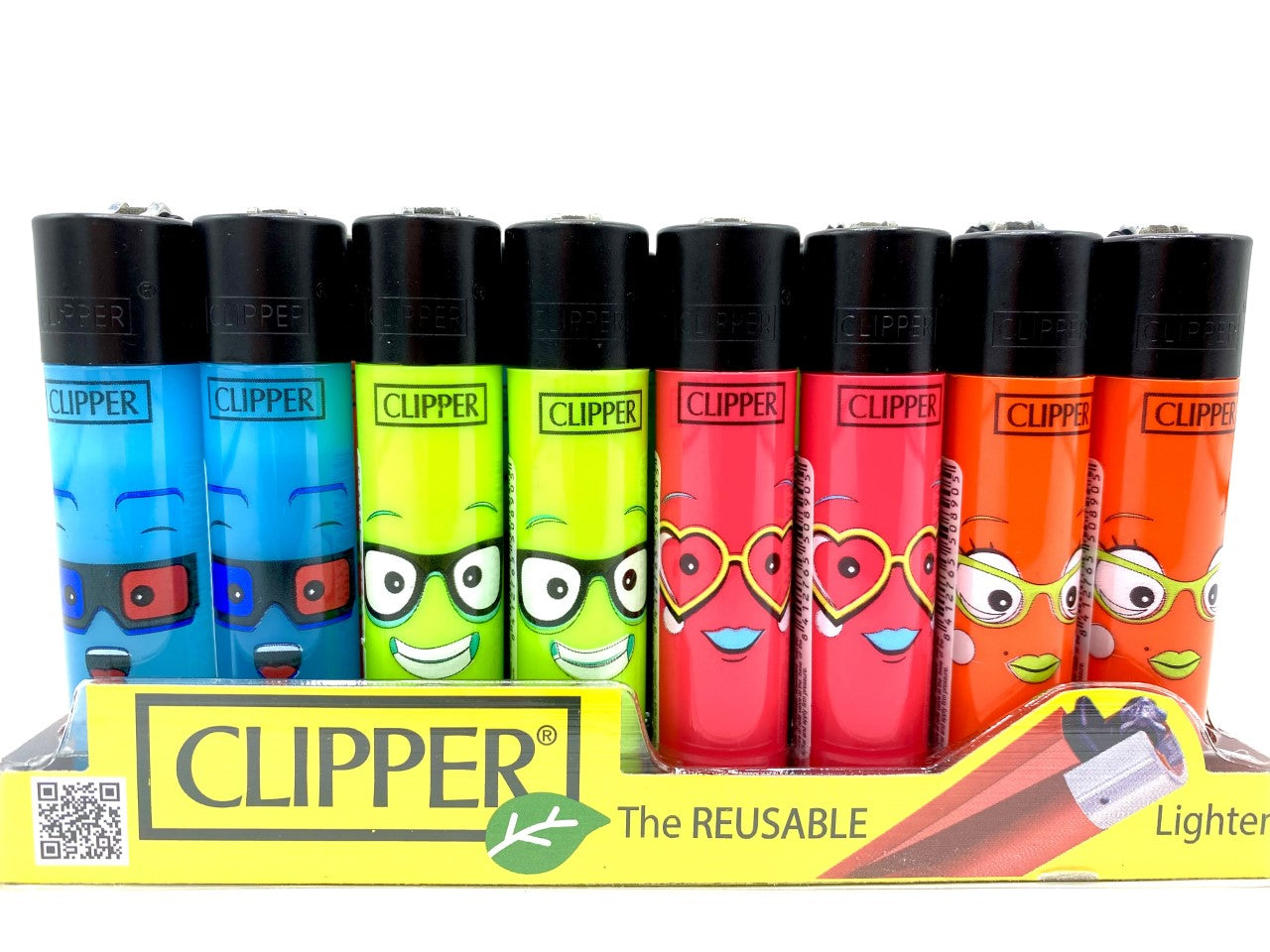 Clipper Faces