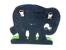 Load image into Gallery viewer, Rustic Elephant Key Hook