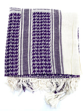 Load image into Gallery viewer, Shemagh Scarf - (CHOICE OF 7 COLOURS)