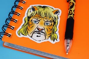 Joe Exotic Sticker