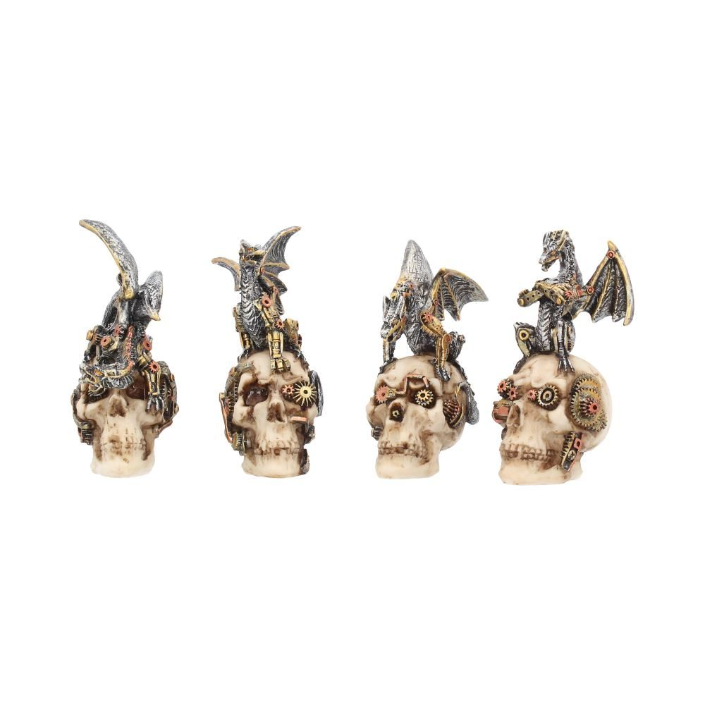 Mind Machines Steampunk Dragon & Skull (1 Piece)