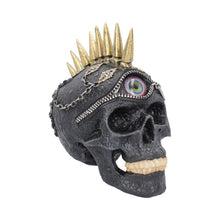 Load image into Gallery viewer, Eye Opener Disturbing Third Eye Skull Ornament