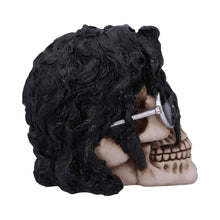 Load image into Gallery viewer, Bad Michael Jackson King of Pop Inspired Skull Ornament