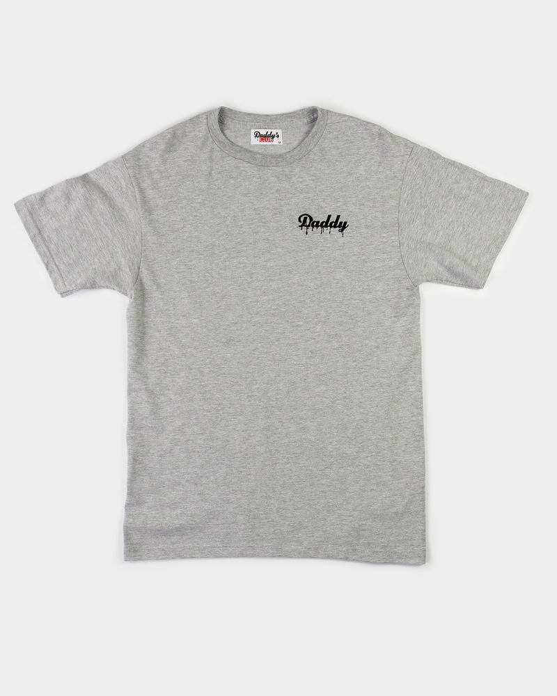 """Founder"" - Grey/Black Embroider 