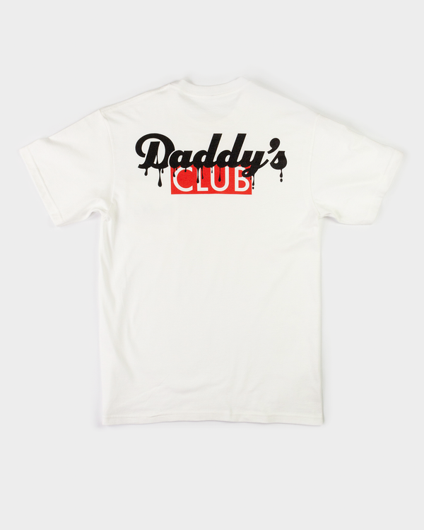 """Daddy's Club"" - White - Daddy's Club"