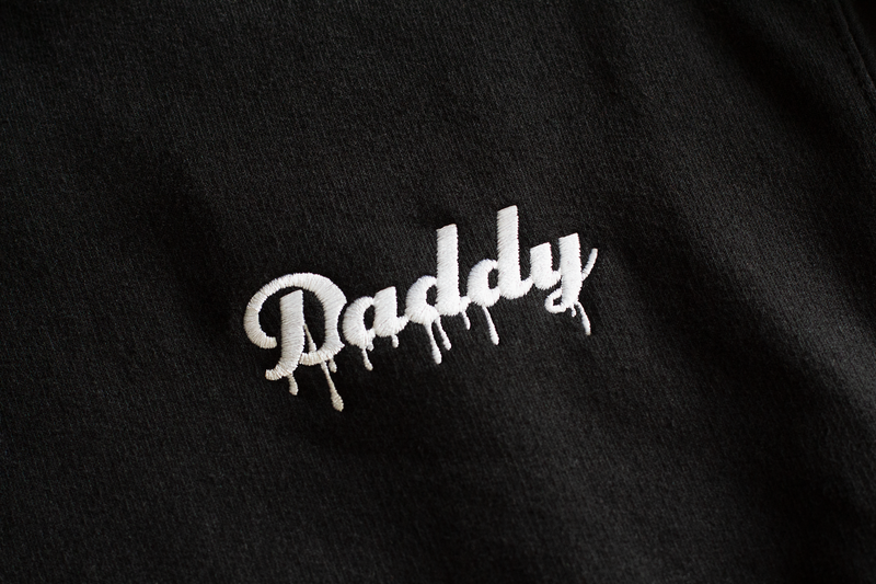 """Creator"" - Black/White Embroider 