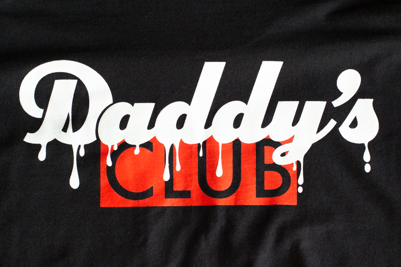 """Daddy's Club"" - Black - Daddy's Club"