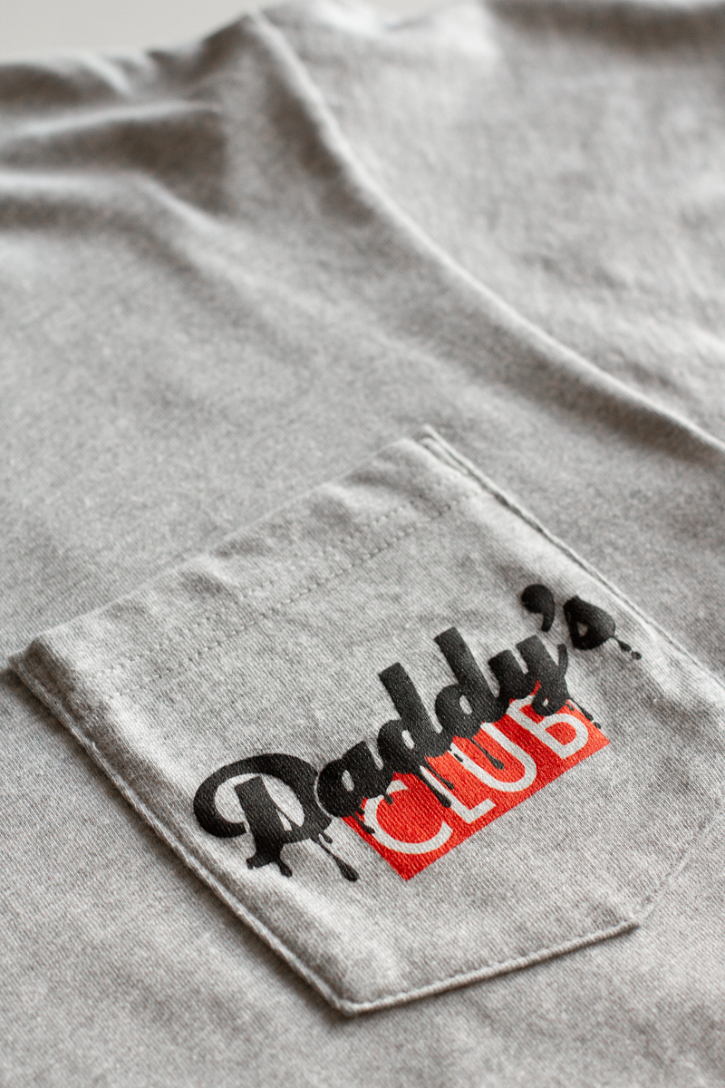 """Daddy's Club"" - Grey - Daddy's Club"