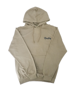 Daddy Hoodie - Olive Green