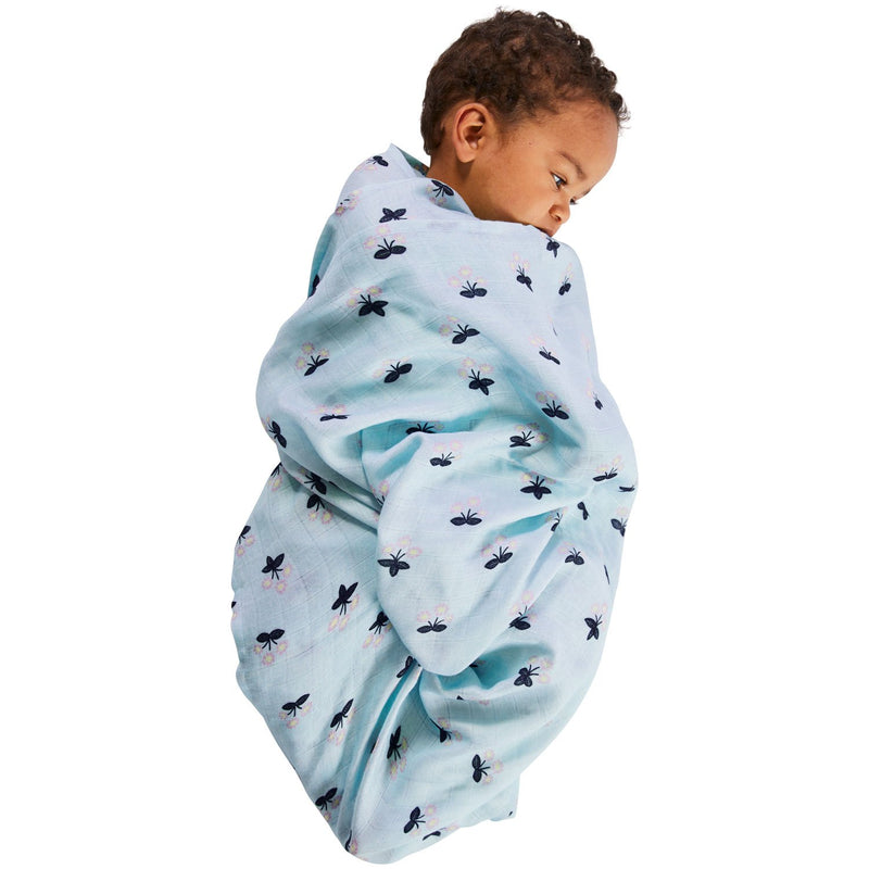 Buttercup Bamboo Baby Swaddle
