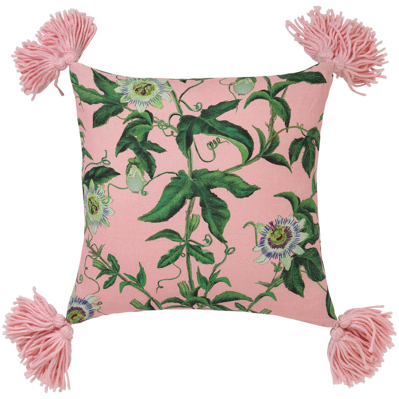 Passion Pink Upholstery Cushion