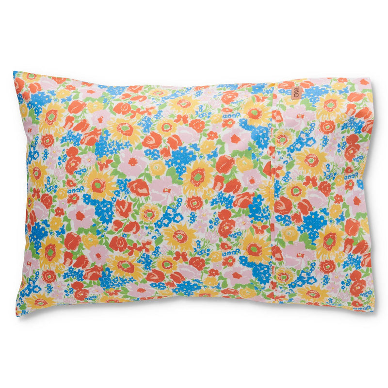 SPRING POLLEN COTTON PILLOWCASES