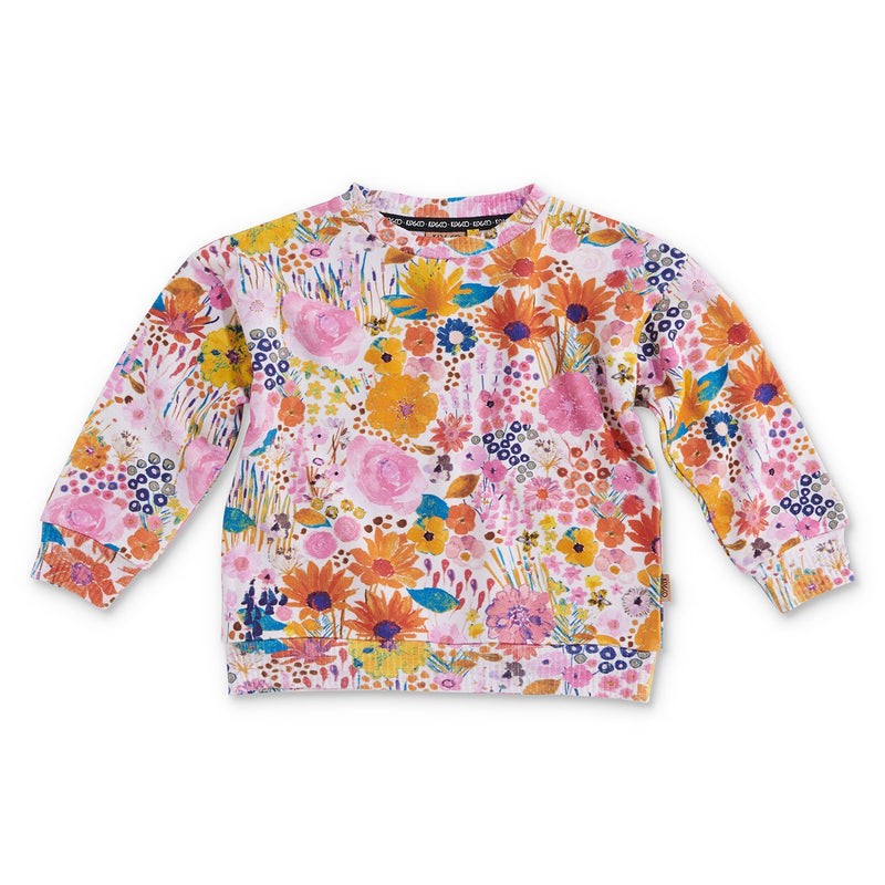 PINKY FIELD OF DREAMS SWEATER KIDS - PREORDER