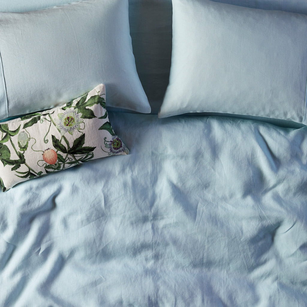 Clearwaters Linen Pillowcases Set