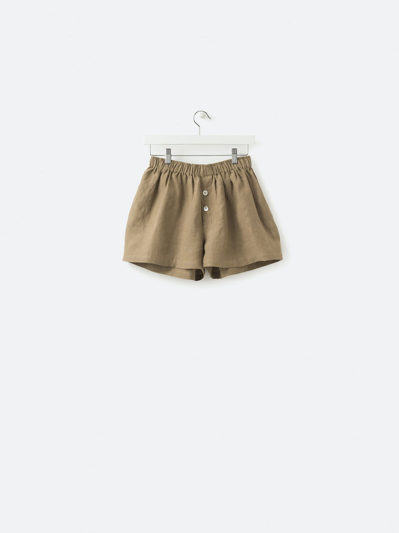 Sunday Linen Shorts