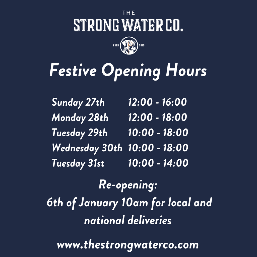 Update on festive opening hours