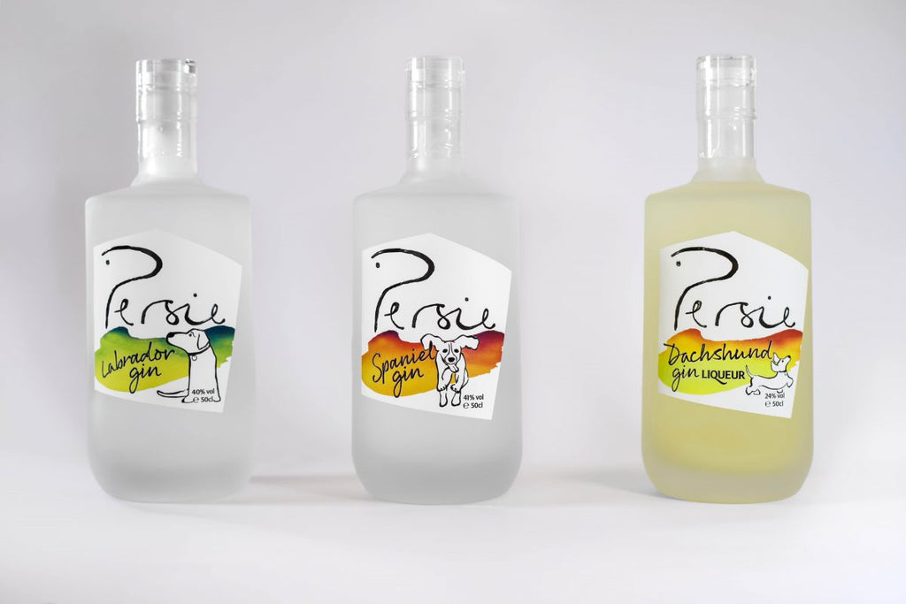A Gin Update - We now stock Persie Gins Dog Range!
