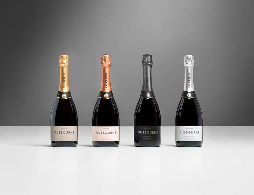 Introducing Gusbourne English Sparkling Wine