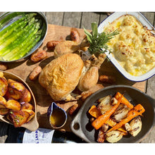 "Load image into Gallery viewer, Roast Chicken Weekend Box ""At Home with The Strong Water Co"""