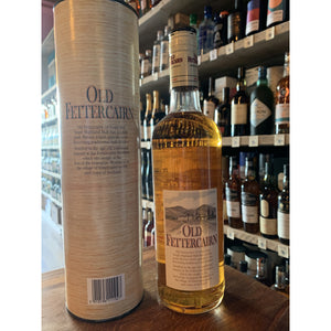 Old Fettercairn Whisky - 10 Year Old