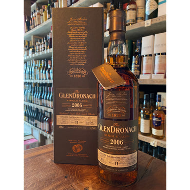 Glendronach 2006 Single PX Cask 11 Year Old #1979
