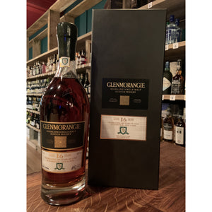 Glenmorangie Whisky - 16 Year Old - Single Cask - 400 Years of Golf in Dornoch - Bottle 362/504
