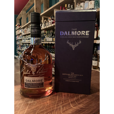 The Dalmore - Single Malt - The Distillery Exclusive 2019 - Vintage 2007 - Cabernet Sauvignon Finish