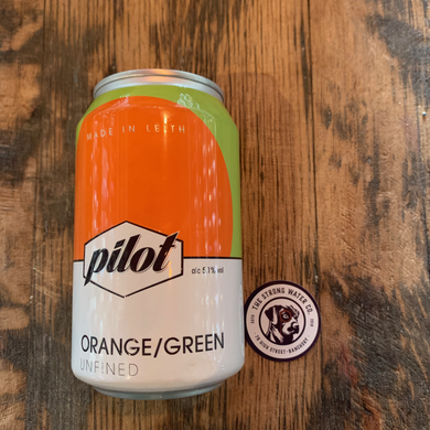 Pilot Brewing Orange/Green