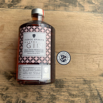Raspberry Gin : Fierce Spirits