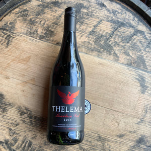 Mountain Red Blend, Thelema