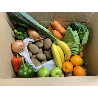 Fruit & Veg Box - Updated