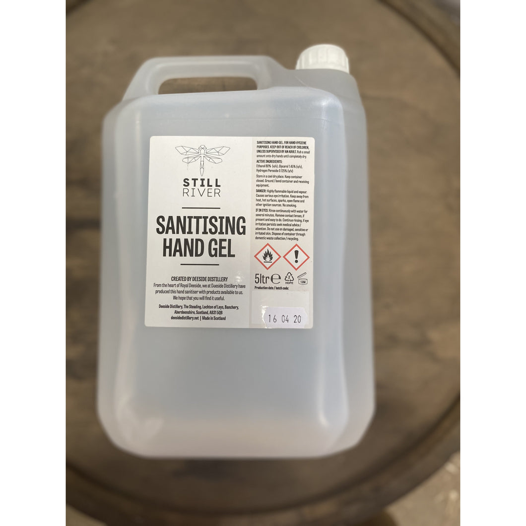 Hand Sanitiser 5l Bottle