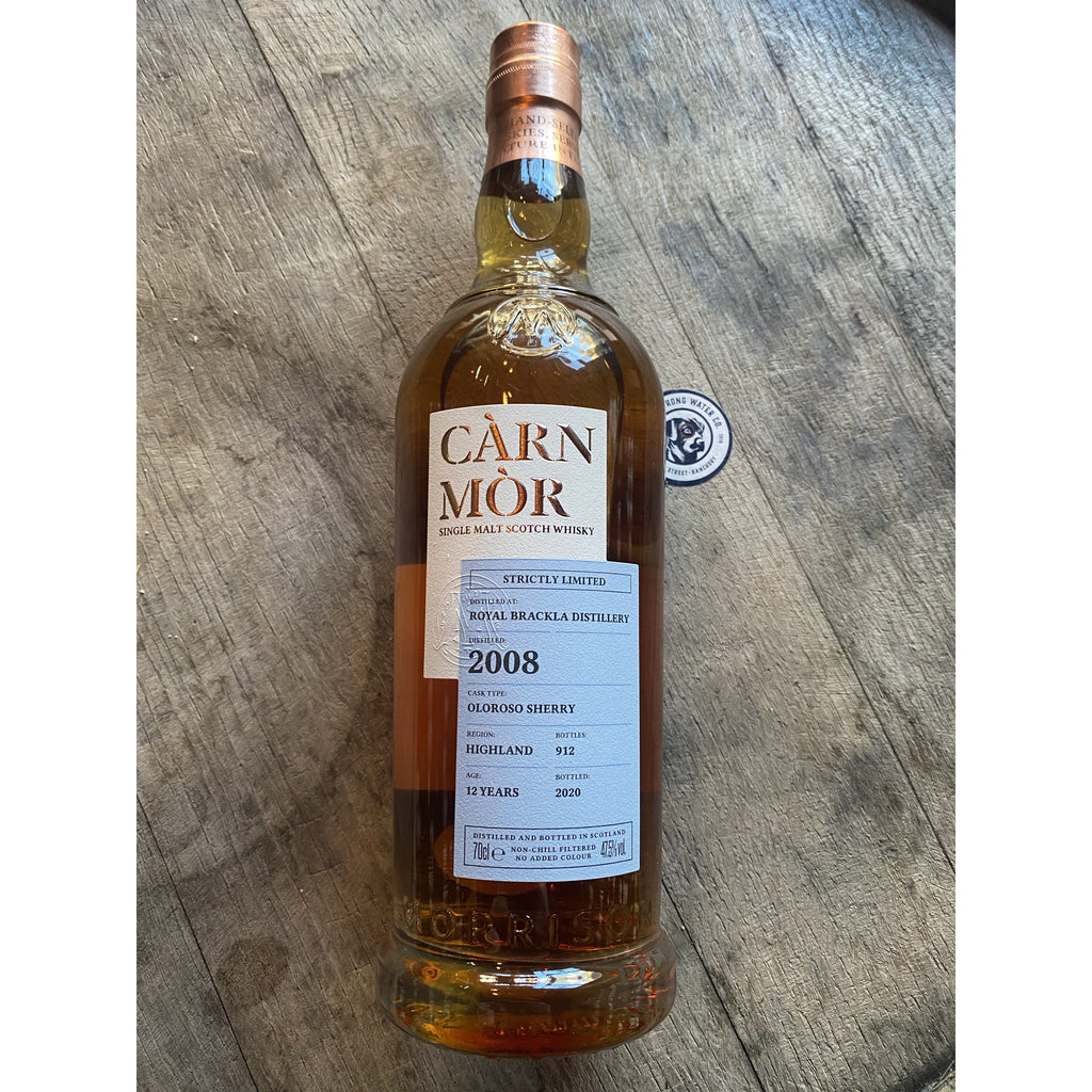 Can Mor Whisky