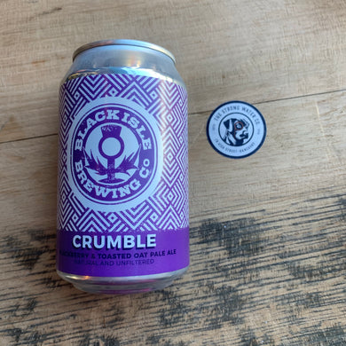 Black Isle Brewing : Crumble