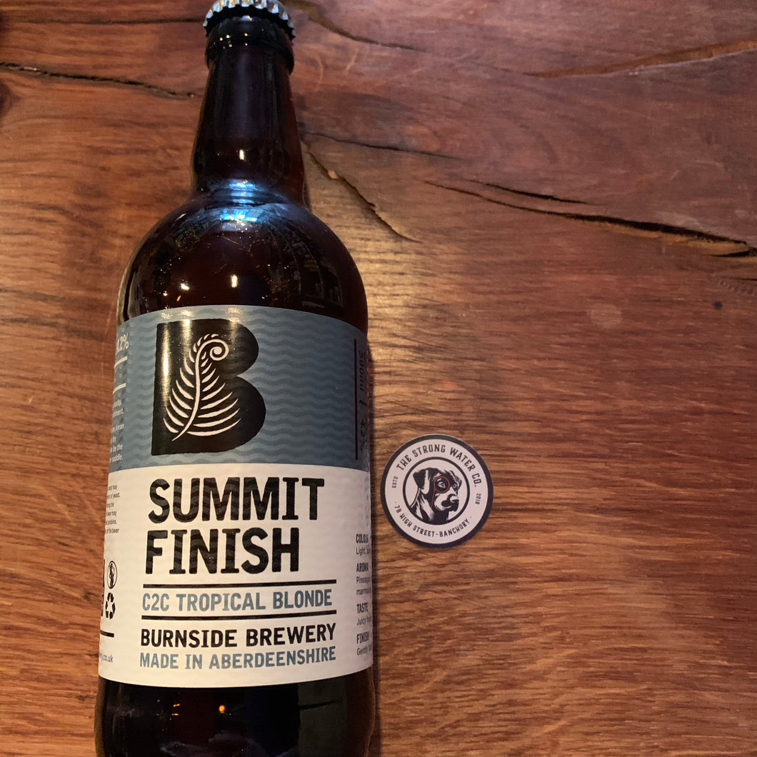 Summit Finish – Tropical Blonde