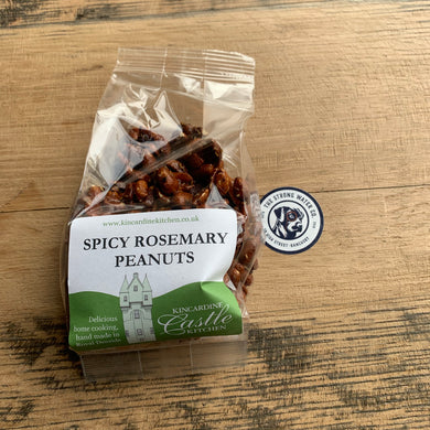 Spicy Rosemary Peanuts- Kincardine Castle