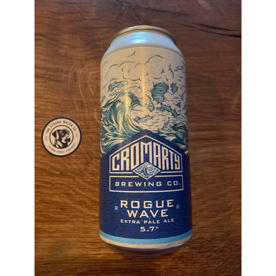 Cromarty Brewing: Rogue Wave