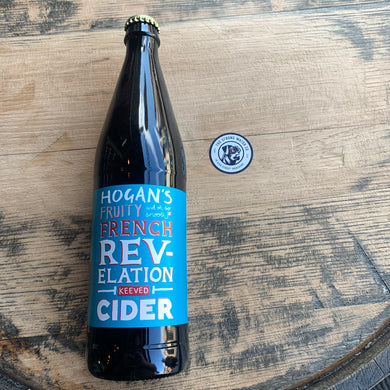 Hogan's Cider : French Revelation 500ml
