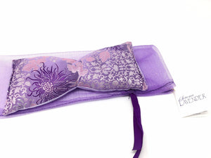 Sonoma Lavender - Chrysanthemum Lavender Eye Pillow