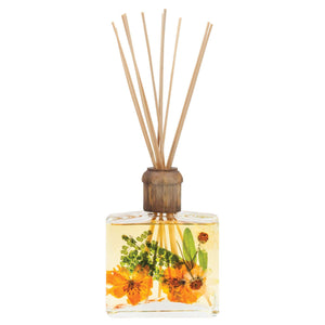 Rosy Rings - Peony & Pomelo Botanical Reed Diffuser