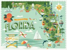 Load image into Gallery viewer, Florida Puzzle