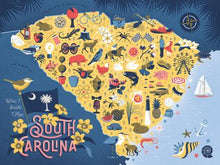 Load image into Gallery viewer, South Carolina Puzzle
