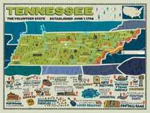 Load image into Gallery viewer, Tennessee Puzzle