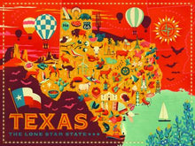 Load image into Gallery viewer, Texas Puzzle
