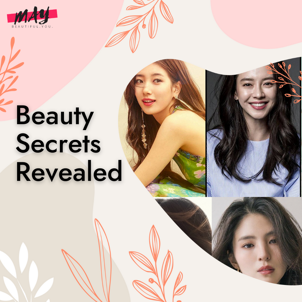 Skincare Secrets of Famous Korean Celebrities That You Might Want To Know!